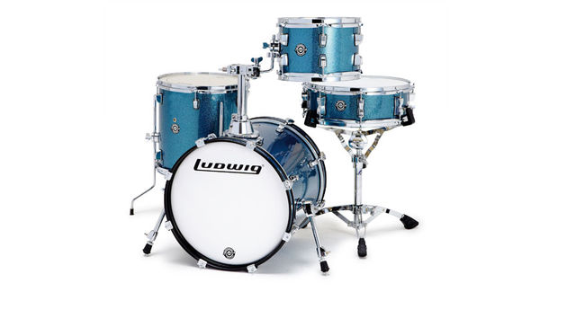 Ludwig Questlove Breakbeats drum kit