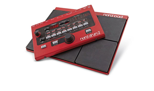 Nord Drum 2 and Pad