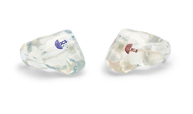 ACS PRO-17 Custom Earplugs