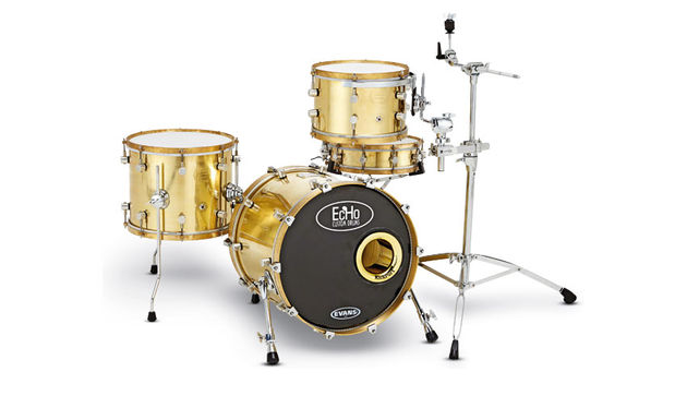 Echo Custom Drums Brass Kit