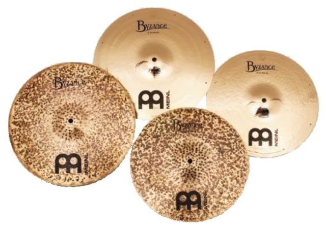 Byzanze Fast hi-hats are a production collaboration between Meinl and Austrian-born drummer Thomas Lang