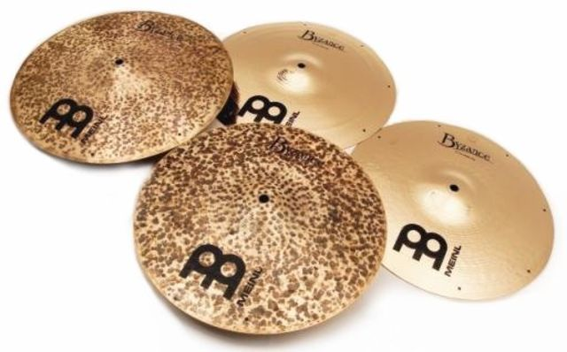 Meinl describes the Byzance line as traditional and individual