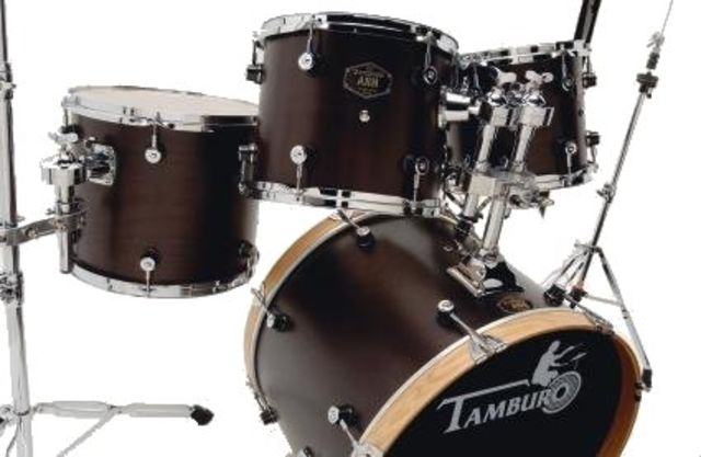 Although they are manufactured in the Far East, the drums are all assembled at the company's Italian HQ. This ensures that standards of quality-control are high