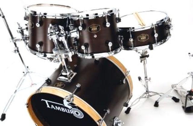 The Tamburo Ash Series is made of – you've guessed it – ash