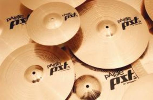 A broad palette of cymbals for the cash-strapped player.