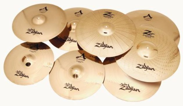 "The smaller cymbals (14"" and 15"") are almost splash-like."