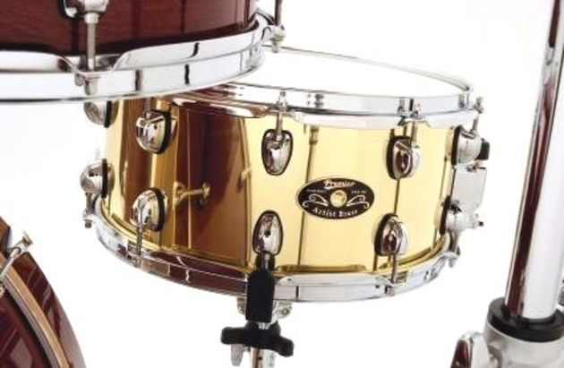 "The 61/2"" deep snare drum is lovely."
