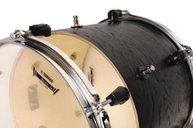 The shells use Yamaha's patented Air Seal system.