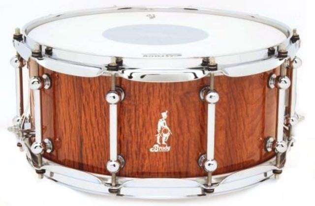 A Brady snare is an object of beauty.