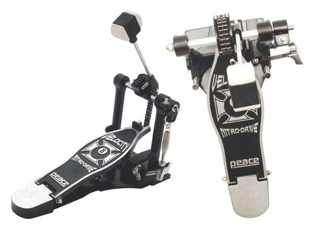 The Velocity 8 pedals are geared towards the more physical player and the action is even and well balanced