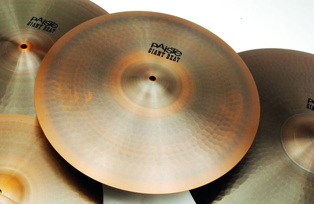Giant Beats are manufactured from CuSn8 bronze alloy.