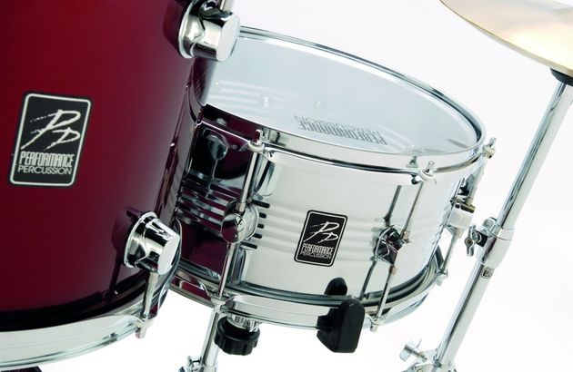 The snare is a major boost to the all-round quality of the kit