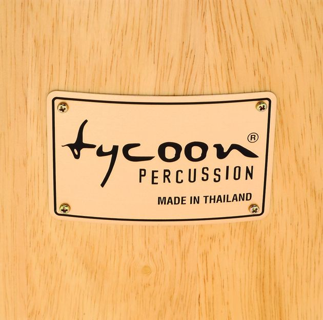 Tycoon produce a surprisingly wide range of congas.