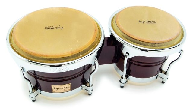 "The 7"" and 8½"" 800 Series bongos."