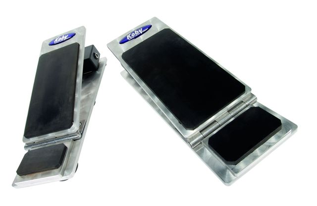 Two versions of the pedal cater to those looking for either a heavier or lighter playing response