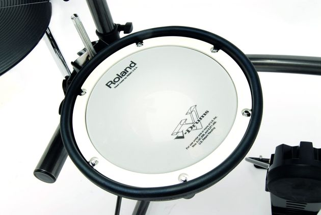 The PDX-8 snare gets the 'real feel' treatment