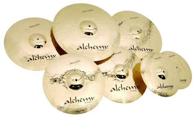 These cymbals veer towards the rock end of the spectrum, but Istanbul's traditional handcrafted production means they are adaptable