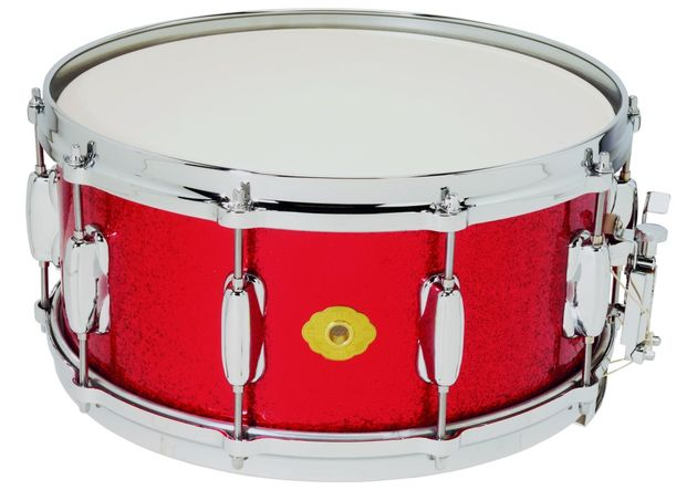 Quality die-cast hoops and simple snare tension system makes for a nigh on perfect sound.
