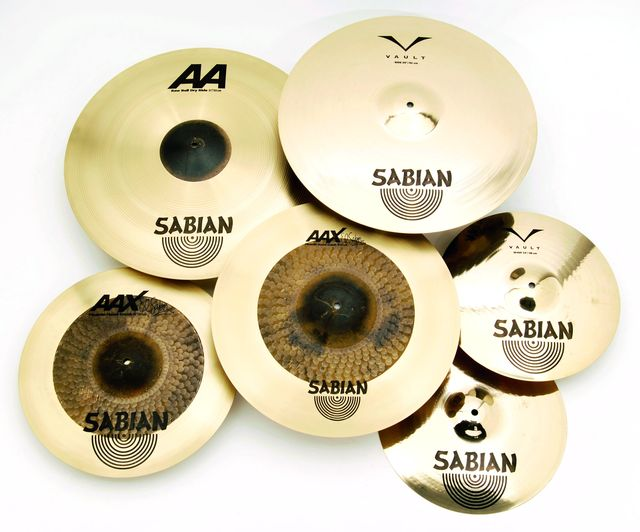Sabian's Vault crashes and Artisan rides have won much deserved praise.