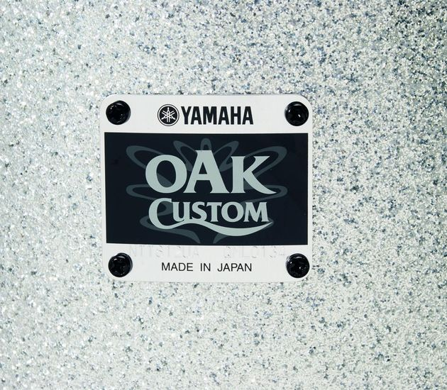 Yamaha's Oak Custom drums attract a broad range of players.
