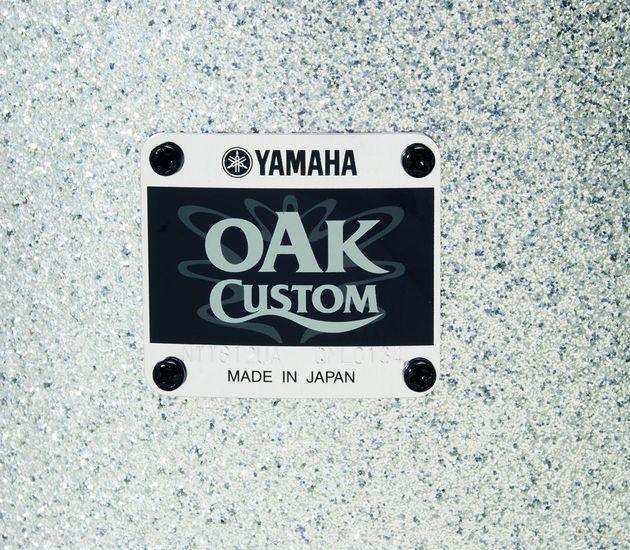 yamaha oak custom drum kit drum reviews musicradar. Black Bedroom Furniture Sets. Home Design Ideas