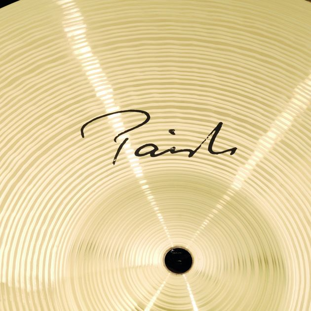 Paiste Signature Series: Originally revealed in 1989.