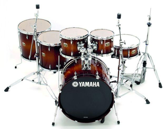 yamaha tour custom kit drum reviews musicradar. Black Bedroom Furniture Sets. Home Design Ideas