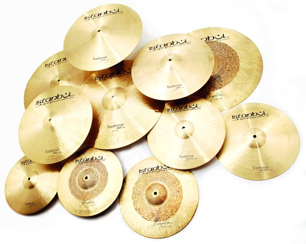 Istanbul Agop's heritage stretches back to Zildjian's old Turkish K factory, where founder Agop Tomurcuk worked