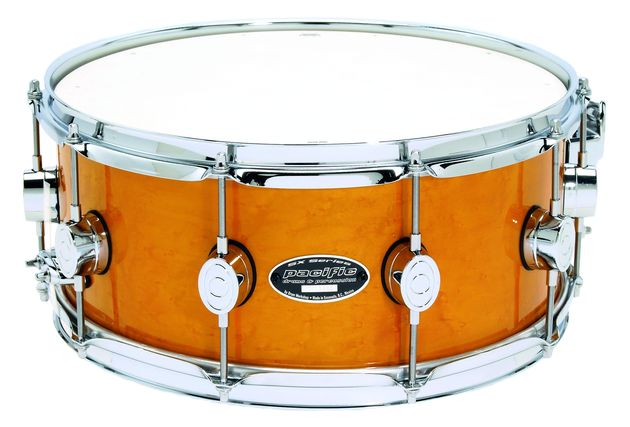 All the drums come with a new snare throw-off lever identical to that found on DW snares