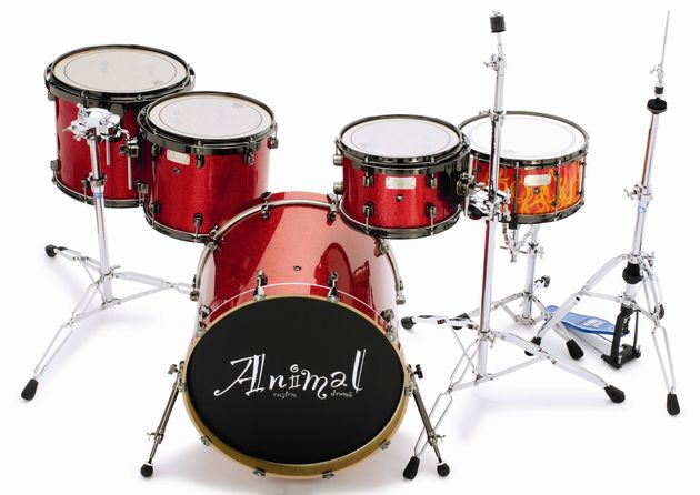 Animal makes two levels of kit, the Elite (reviewed here) and Mid Range.