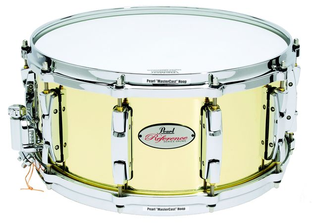 pearl reference series snare 14 x 5 drum reviews musicradar. Black Bedroom Furniture Sets. Home Design Ideas