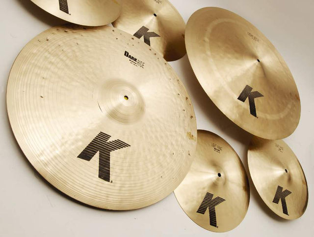 K cymbals are renowned for their musicality and tone.