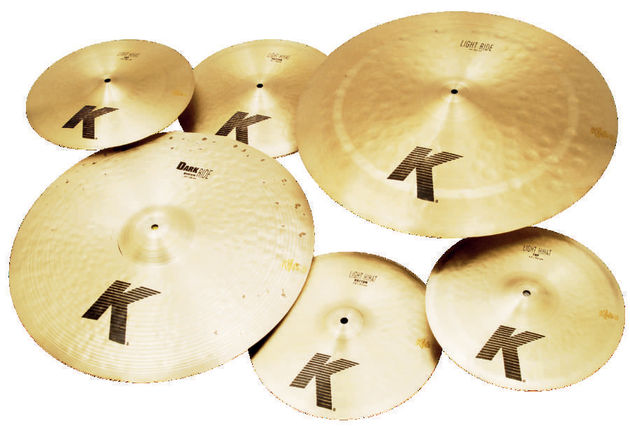 "The Light hi-hats are available in 13"" and 14""  diameters."
