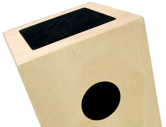 Meinl snare cajon: From the world percussion range.