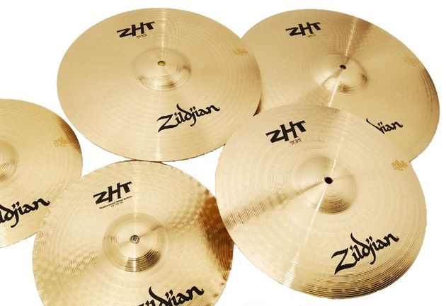 Zildjian's ZHT series is a range of affordable sheet bronze.