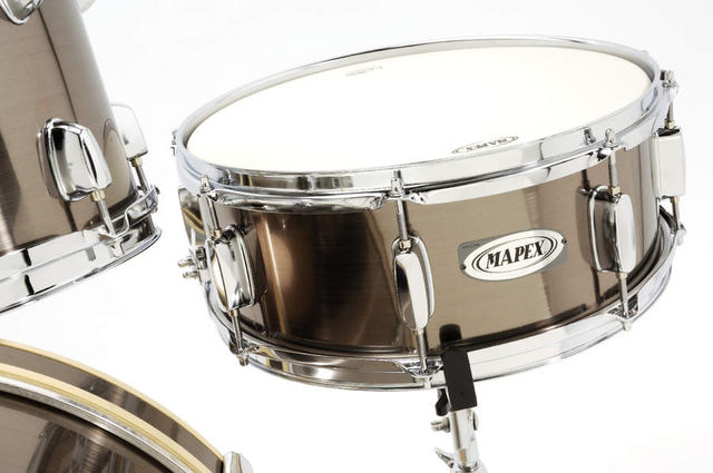 The QR snare is responsive, versatile and sounds refined when mic'ed-up