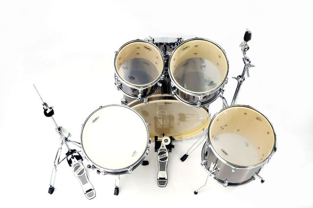 Mapex's QR Series kits slot neatly beneath the company's highly regarded VX Series