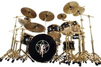 Le kit de batterie DW Neil Peart R30