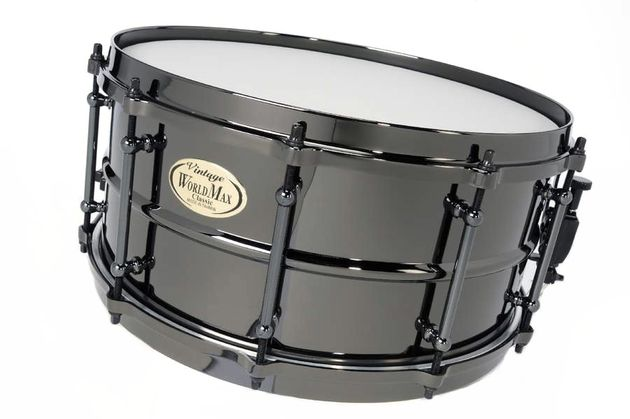 "The 6½"" brass drum's a third of the price of Ludwig's Black Beauty"
