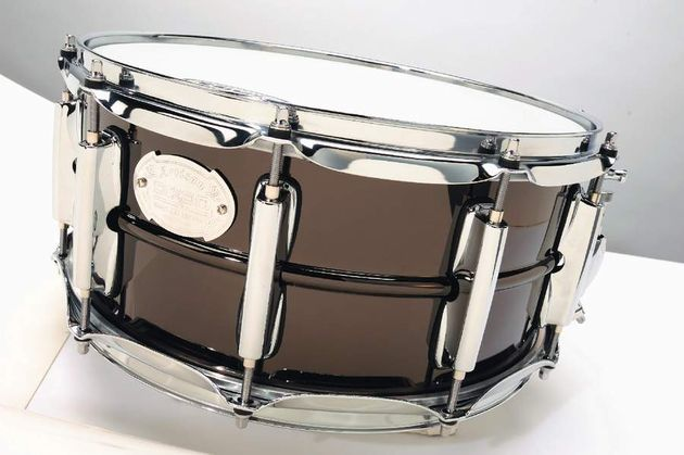 The nickel steet drum is the least unusual of the four, but its top-end impresses