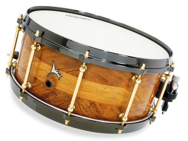 "The 14"" rimu gives an excellent attack, balanced by a warm tone"