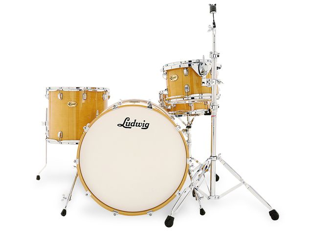 "Three 'core' shell packs each have a 12"" rack tom and 16"" floor tom. You can add more toms from a choice of half-a-dozen further sizes"