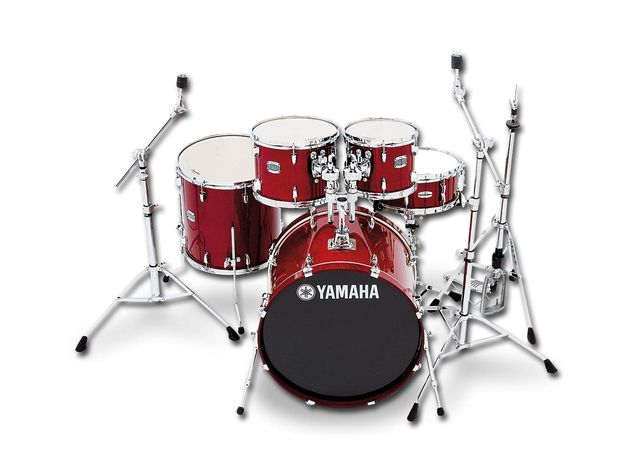 The first Yamaha budget kit made entirely fom birch