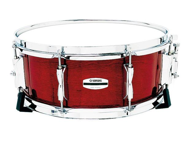 Owners have the option of a birch or steel snare