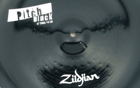 Zildjian pitchblack
