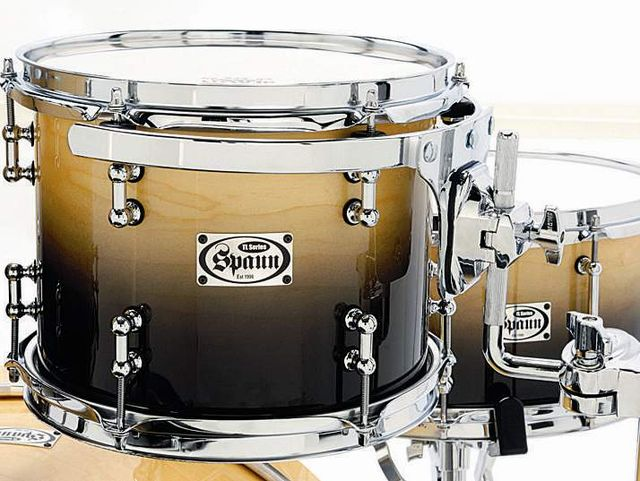 Quality Evans heads tailored to individual drums guarantee good performance from the off