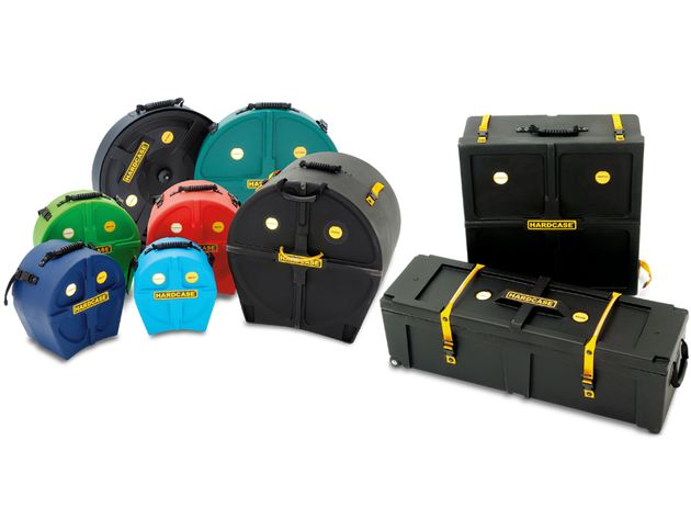 All cases have waterproof, high-impact polyethylene shells