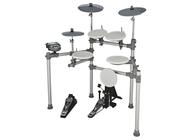 Gear4Music WHD DD516-Pro Electronic Drum Kit