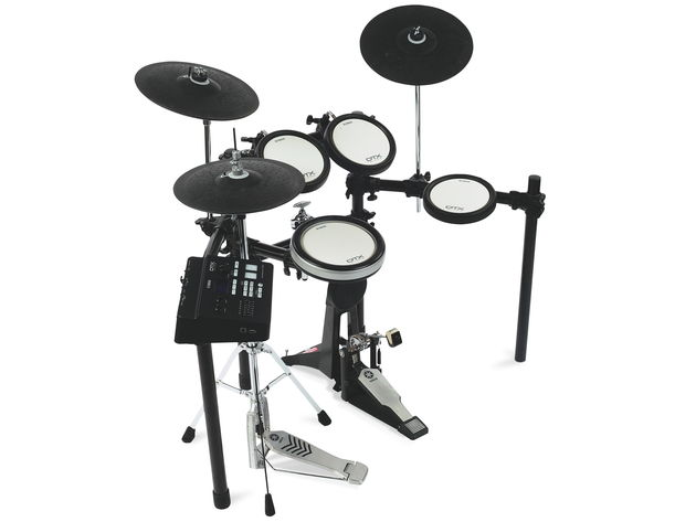 Plenty of handy corrective tricks, a reasonable size and quiet pads make the Yamaha DTX700K a great home practice kit.