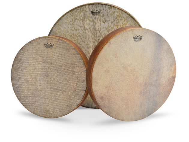 Remo Tar Frame Drums (from £82)